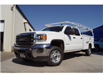 2018 Sierra 2500 Crew Cab 4x2,  Knapheide Service Body #282417 - photo 1