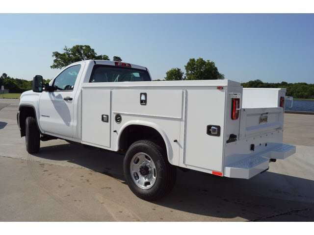 2018 Sierra 2500 Regular Cab 4x2,  Knapheide Service Body #283091 - photo 2
