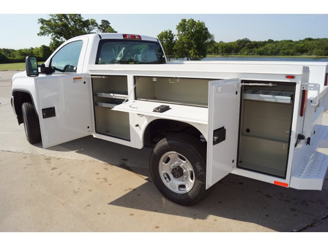 2018 Sierra 2500 Regular Cab 4x2,  Knapheide Service Body #283091 - photo 3