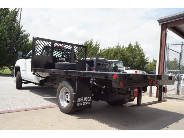 2019 Sierra 3500 Regular Cab DRW 4x2,  Cadet Platform Body #290289 - photo 2