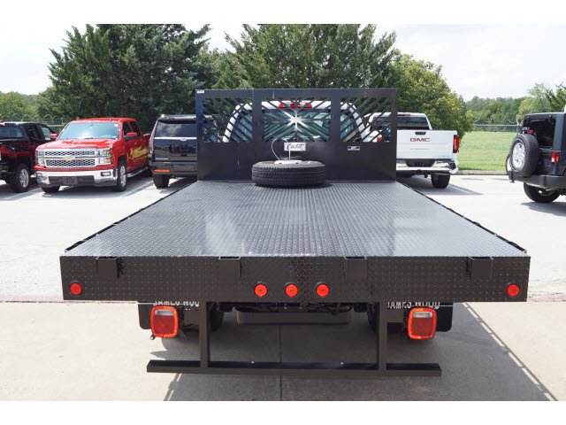 2019 Sierra 3500 Regular Cab DRW 4x2,  Cadet Platform Body #290289 - photo 3