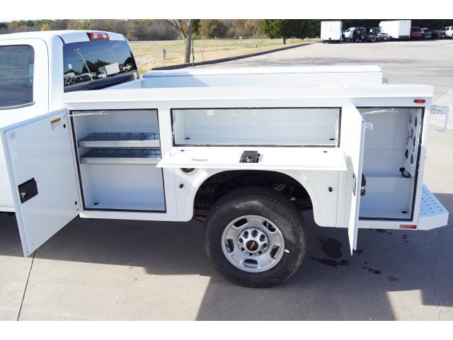 2019 Sierra 2500 Extended Cab 4x2,  Knapheide Service Body #291013 - photo 3