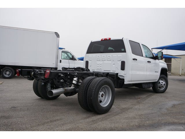 2019 Sierra 3500 Crew Cab 4x4,  Cab Chassis #291464 - photo 2