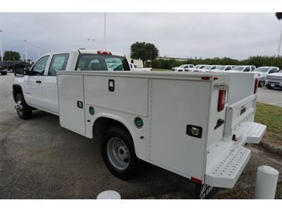 2019 Sierra 3500 Crew Cab DRW 4x2,  Knapheide Standard Service Body #291672 - photo 3