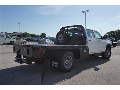 2019 Sierra 3500 Crew Cab DRW 4x4,  CM Truck Beds Dealers Truck Platform Body #291822 - photo 2
