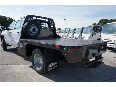 2019 Sierra 3500 Crew Cab DRW 4x4,  CM Truck Beds Dealers Truck Platform Body #291822 - photo 3