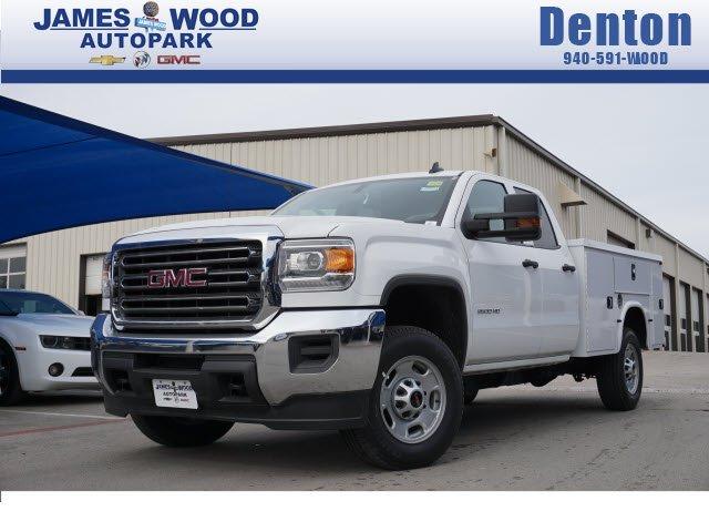 New 2019 Gmc Sierra 2500 Service Body For Sale In Denton Tx 291922