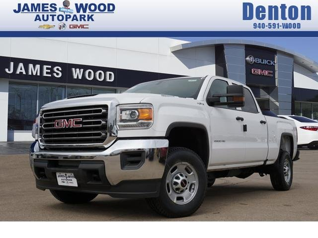 2019 Sierra 2500 Crew Cab 4x4, Pickup #292154 - photo 1