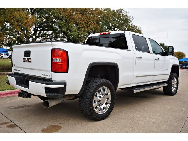 2017 Gmc 2500 >> Sierra 2500 Pickup Trucks Comvoy