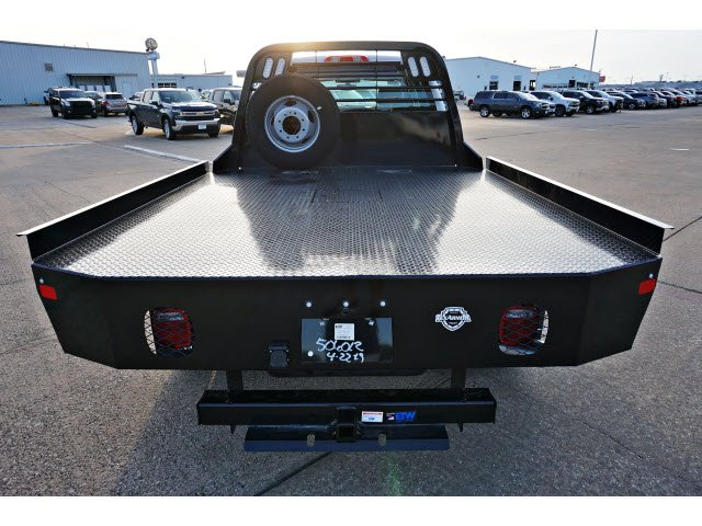 2019 Sierra 3500 Crew Cab DRW 4x4,  CM Truck Beds Dealers Truck Platform Body #293369 - photo 3