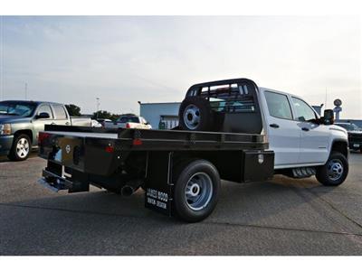 2019 Sierra 3500 Crew Cab DRW 4x4,  CM Truck Beds Dealers Truck Platform Body #293369 - photo 2