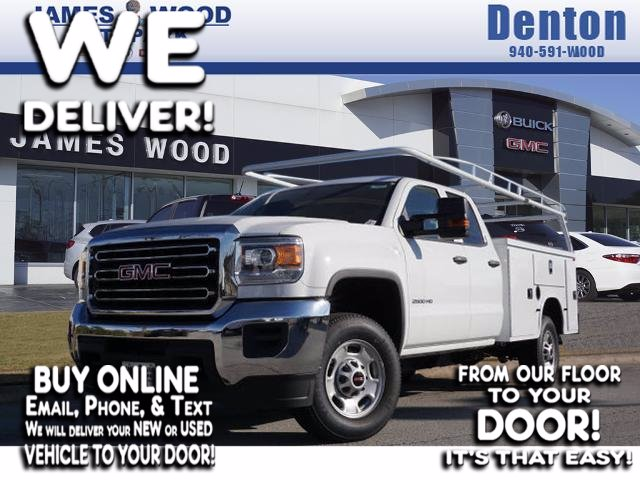 2019 GMC Sierra 2500 Double Cab RWD, Knapheide Steel Service Body #293531 - photo 1