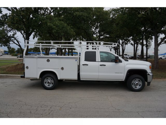 2019 Sierra 2500 Extended Cab 4x2, Royal Service Body #293595 - photo 2