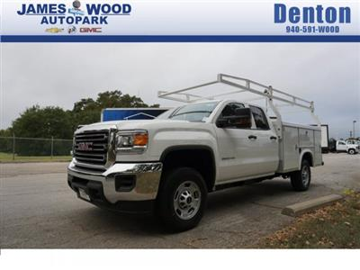 2019 Sierra 2500 Extended Cab 4x2, Royal Service Body #293595 - photo 1