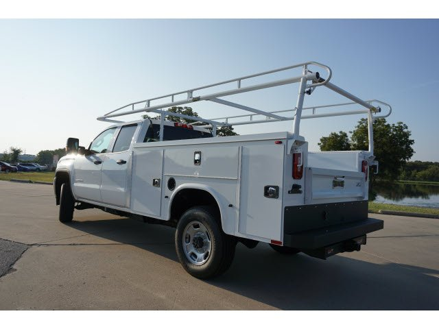 2019 Sierra 2500 Double Cab 4x2, Knapheide Steel Service Body #294051 - photo 2