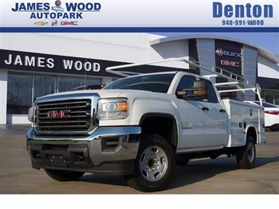 2019 Sierra 2500 Double Cab 4x2, Knapheide Steel Service Body #294051 - photo 1