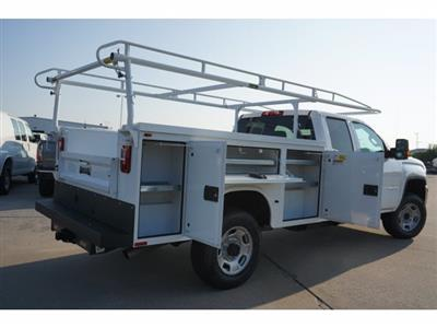 2019 Sierra 2500 Double Cab 4x2, Knapheide Steel Service Body #294051 - photo 3
