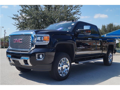 2016 Sierra 2500 Crew Cab 4x4 Pickup #P16445 - photo 4