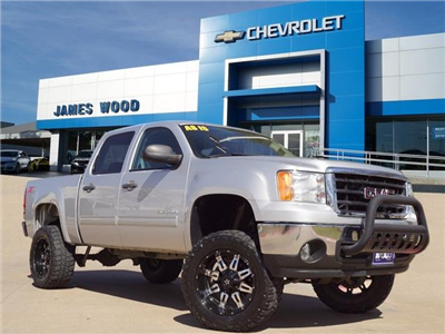 2010 Sierra 1500 Crew Cab 4x4, Pickup #P16538A1 - photo 1