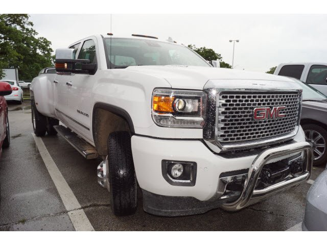 2015 Sierra 3500 Crew Cab 4x4, Pickup #P16633 - photo 4
