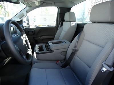 2017 Silverado 3500 Regular Cab DRW 4x2,  Royal Landscape Dump #172404 - photo 11