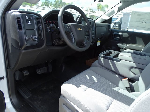 2017 Silverado 3500 Regular Cab DRW 4x2,  Knapheide Service Body #172427 - photo 13