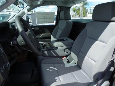 2017 Silverado 3500 Regular Cab DRW 4x2,  Knapheide Standard Service Body #172427 - photo 12