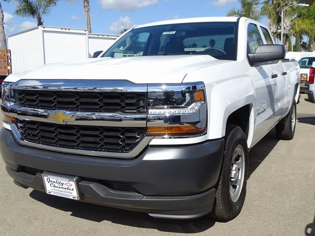 2018 Silverado 1500 Double Cab 4x2,  Pickup #180854 - photo 5