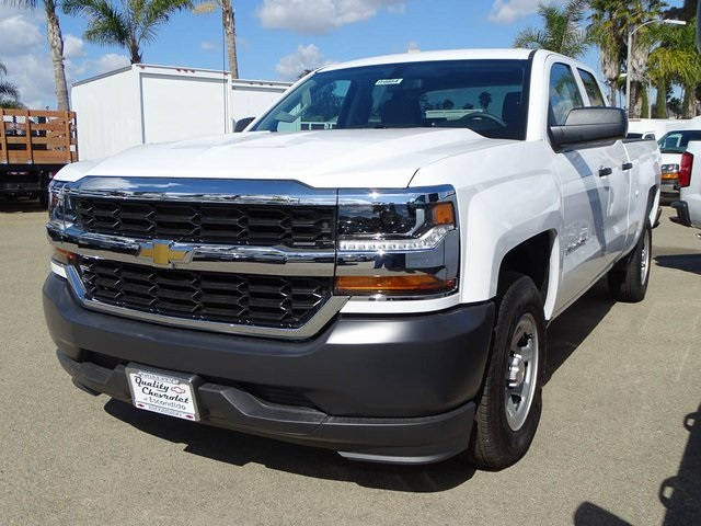 2018 Silverado 1500 Double Cab 4x2,  Pickup #180854 - photo 6