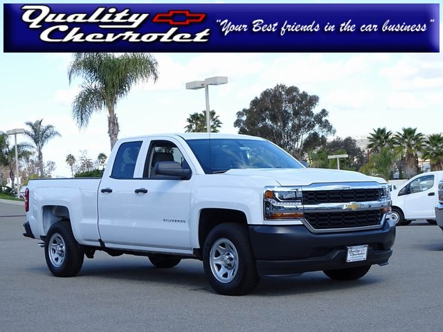 2018 Silverado 1500 Double Cab 4x2,  Pickup #180866 - photo 1