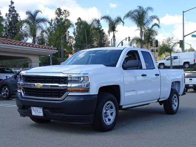 2018 Silverado 1500 Double Cab 4x2,  Pickup #180866 - photo 6