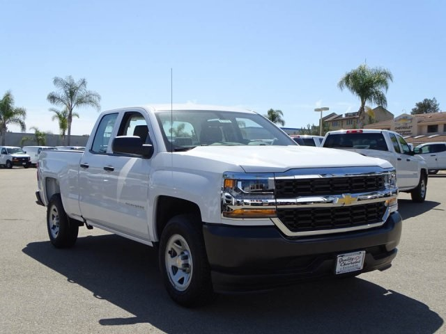 2018 Silverado 1500 Double Cab 4x2,  Pickup #181075 - photo 6