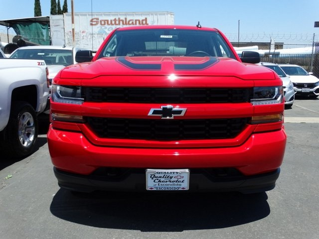 2018 Silverado 1500 Double Cab 4x2,  Pickup #181590 - photo 7