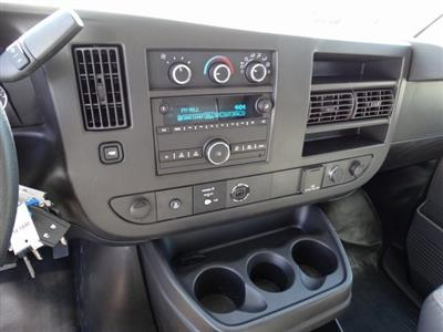 2018 Express 3500 4x2,  Morgan Parcel Aluminum Cutaway Van #181786 - photo 10
