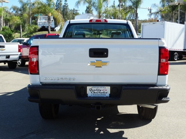 2018 Silverado 1500 Double Cab 4x2,  Pickup #181811 - photo 4