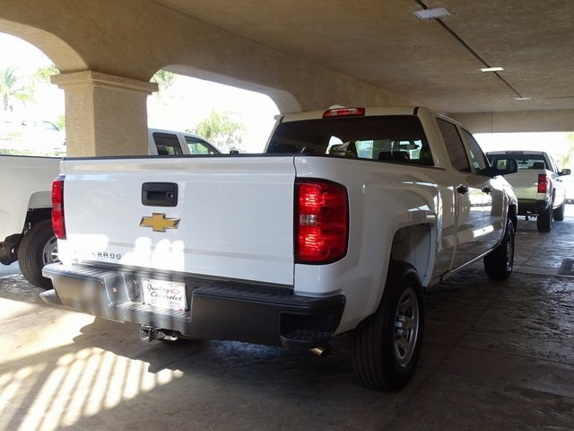 2018 Silverado 1500 Crew Cab 4x2,  Pickup #182262 - photo 6