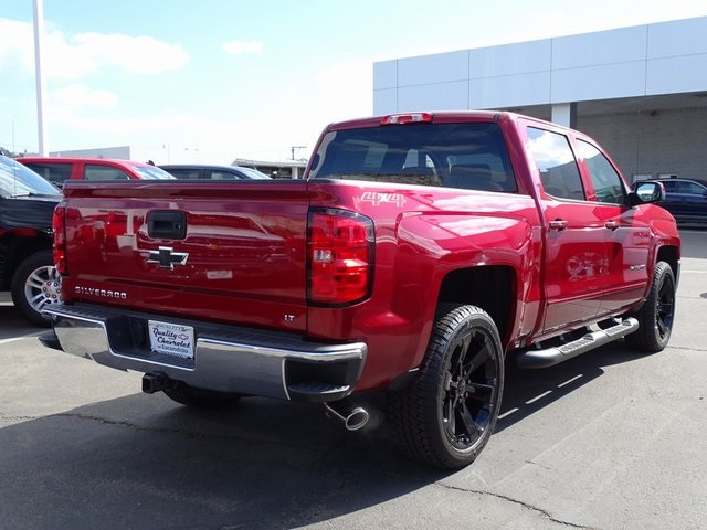 2018 Silverado 1500 Crew Cab 4x4,  Pickup #182280 - photo 6