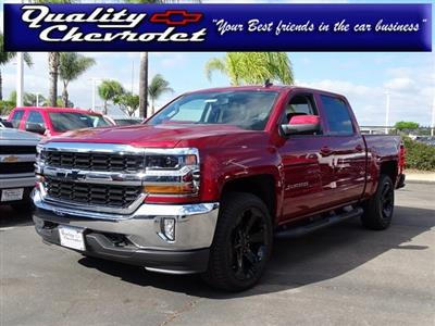 2018 Silverado 1500 Crew Cab 4x4,  Pickup #182280 - photo 1