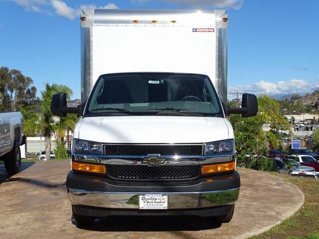 2018 Express 3500 4x2,  Morgan Cutaway Van #182296 - photo 3