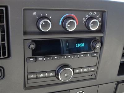 2018 Express 3500 4x2,  Morgan Parcel Aluminum Cutaway Van #182296 - photo 14