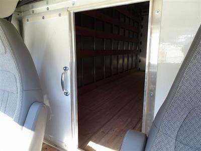 2018 Express 3500 4x2,  Morgan Parcel Aluminum Cutaway Van #182296 - photo 19