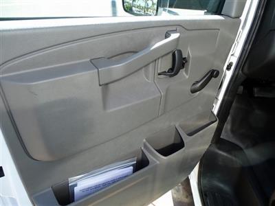 2018 Express 3500 4x2,  Morgan Parcel Aluminum Cutaway Van #182296 - photo 7