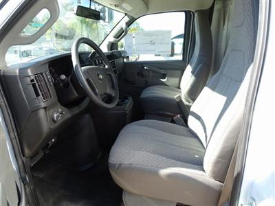 2018 Express 3500 4x2,  Morgan Parcel Aluminum Cutaway Van #182296 - photo 8