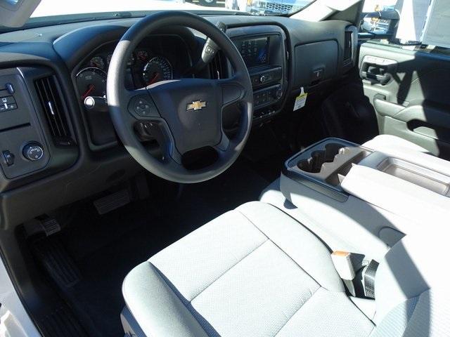 2018 Silverado 3500 Regular Cab DRW 4x2,  Royal Contractor Body #182297 - photo 12