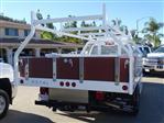 2018 Silverado 3500 Regular Cab DRW 4x2,  Royal Contractor Body #182297 - photo 6