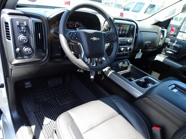 2019 Silverado 3500 Crew Cab 4x4,  Pickup #190028 - photo 11