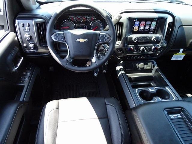 2019 Silverado 3500 Crew Cab 4x4,  Pickup #190028 - photo 8