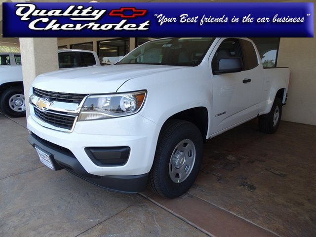 2019 Colorado Extended Cab 4x2,  Pickup #190090 - photo 1