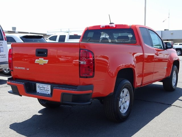 2019 Colorado Extended Cab 4x2,  Pickup #190106 - photo 7
