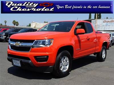 2019 Colorado Extended Cab 4x2,  Pickup #190106 - photo 1